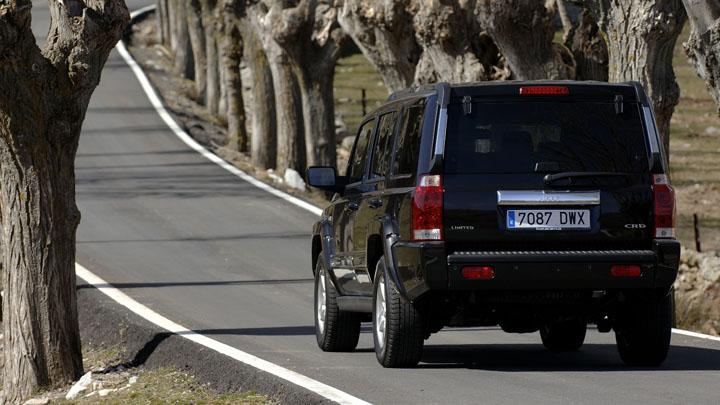 commander-carretera