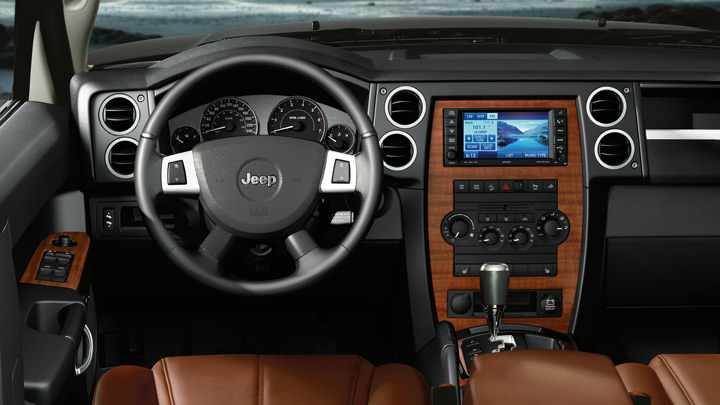 commander-interior