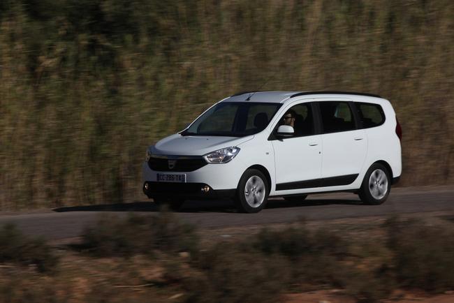 Dacia Lodgy oficiales (9)