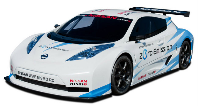Nissan Leaf RC