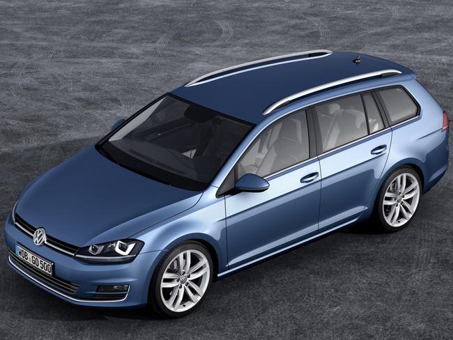 Volkswagen Golf Variant 2013 (3)